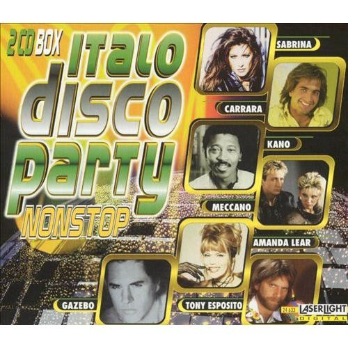 Italo Disco Party Nonstop [CD]