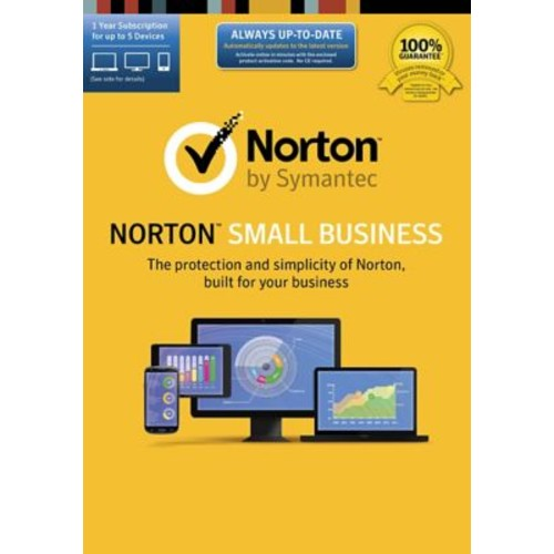 Norton Small Business (1-5 Users) [Download]