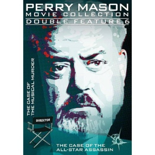 Perry Mason Double Feature: The Case of the Musical Murder / The Case of the All-Star Assassin: Raymond Burr, Barbara Hale, Debbie Reynolds, William R Moses, Alexandra Paul, Pernell Roberts, Jerry Orbach, S A Griffin, Dwight Schultz, Deidre Hall, Mary Cadorette, Jason Beghe, Shari Belafonte, Alexa Hamilton, Bruce Greenwood, James McEachin, Julius Carry III, Jim Metzler, Lori Petty, Ron Recasner, Henry G Sanders, Valerie Mahaffey, Raymond Singer, Philip Sterling, Alex Alexander, Wendelin Harston, Joe Horvath, Dennis Baker, Kathy Chin, Richard Van Vleet, Luis Avalos, Tony O'Neal, Bea Hurwitz, Doug Stevenson, Kirk Nyby, Norm Silver, Ron Headlee, Sue Leiser, Ricky Aiello, Sheila Ivy Traister, Paul Gaudet, Dell Brooks, Sandi Johnson, Tricia Mcfarlin, Macarena (Macarena), Susan Carr George, Leslie Cook, Michael Chambers, Blane Savage, Mark Reina, Michael Higgins, Christian I. Nyby II: Movies & TV