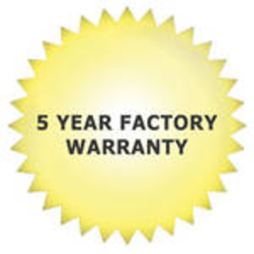 5-Year Extended Warranty for 9