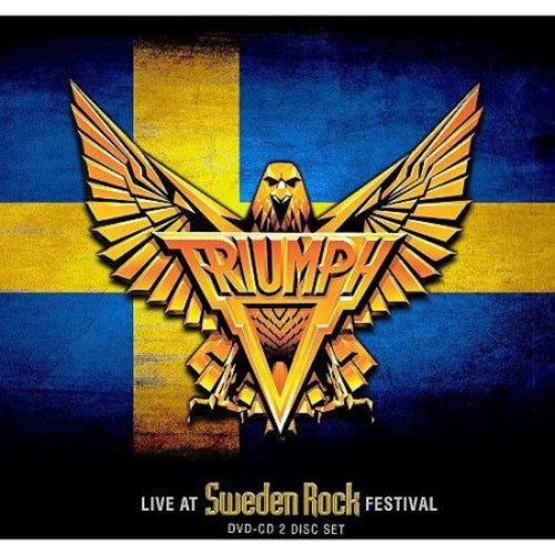 Live at Sweden Rock Festival [CD & DVD]