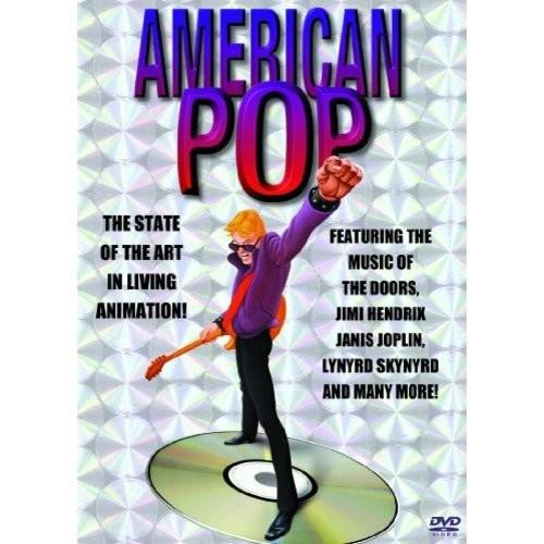 IMAGE ENTERTAINMENT INC American Pop