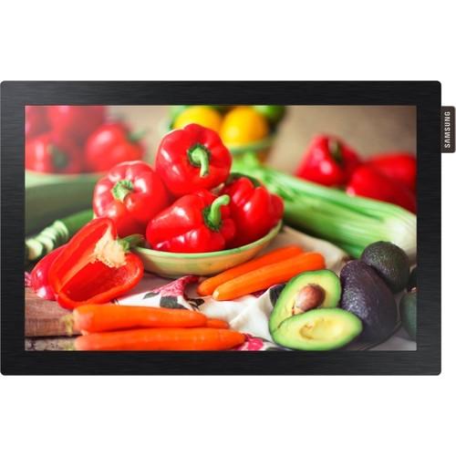 Samsung - Digital Signage Display - Black