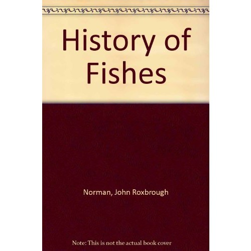 History of Fishes