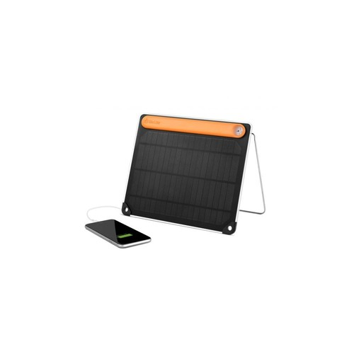 Biolite SolarPanel 5+ SPA1001, Battery Type: 2200 mAh, 8 Wh, Product Weight: 390 g, 13.7 oz,  Free Two Day Shipping