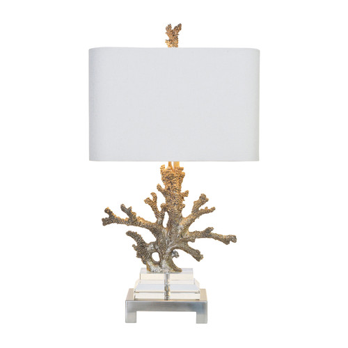 Coral Table Lamp by Couture Lamps