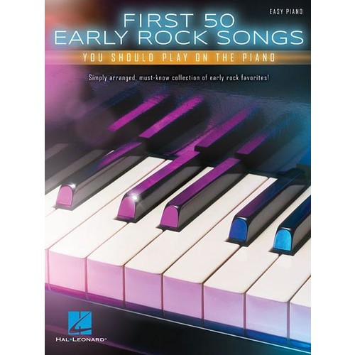 First 50 Early Rock Songs You Should Play on the Piano