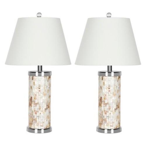Diana Table Lamp Set - Safavieh