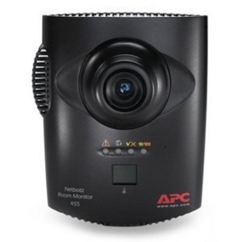 Apc Netbotz Room Monitor 455 Security Camera - Color - Cable