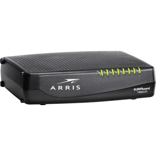 ARRIS - SURFboard DOCSIS 3.0 Cable Modem - Black