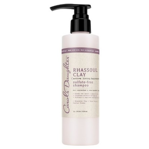 Carol's Daughter Rhassoul Clay Sulfate-free Shampoo - 12 fl oz