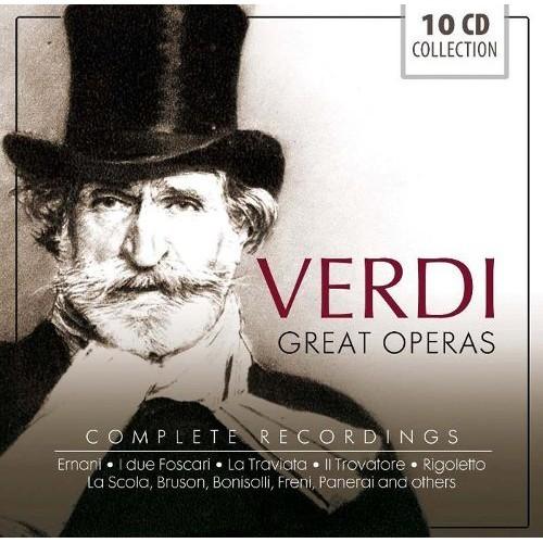 Great Operas - CD