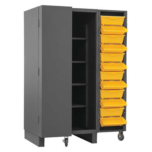 Bin Cabinet, Total Number of Bins 24