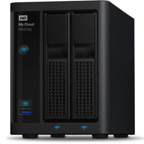 My Cloud PR2100 8TB 2-Bay NAS Server (2 x 4TB)