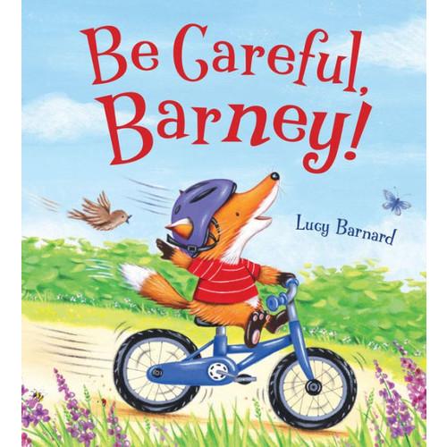 Storytime: Be Careful, Barney!