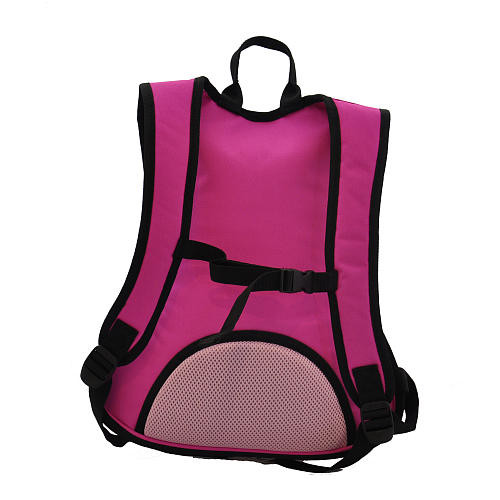 OBERSEE Kids All-In-One Backpack With Cooler - Bling Rhinestone Peace