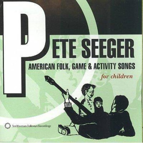 American Folk Game & Activity Songs for Children