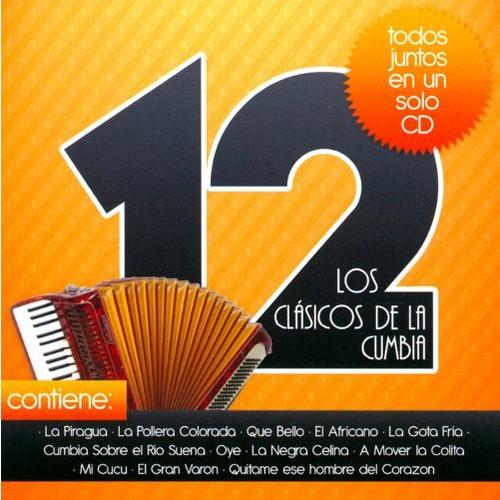 Los 12 Clsicos De La Cumbia [CD]