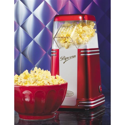 Nostalgia RHP310 8-Cup Hot Air Popcorn Maker