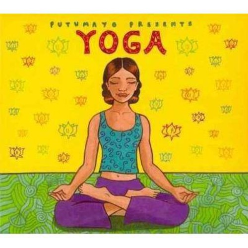 Putumayo presents - Yoga (CD)