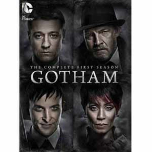 Gotham: The Complete First Season [DVD]