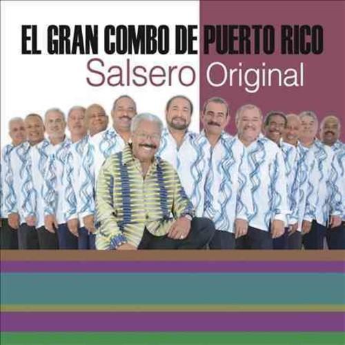 El Gran Combo De Puerto Rico - La Universidad De La Salsa: Salsero Original