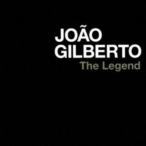 The Legendary Joo Gilberto [CD]