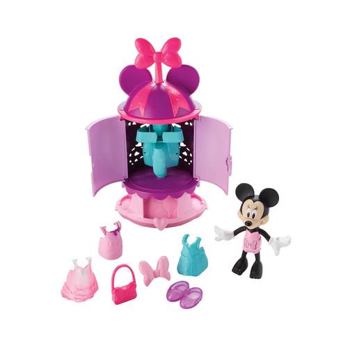Disney's Minnie Mouse Minnie's Turnstyler Fashion Closet by Fisher-Price
