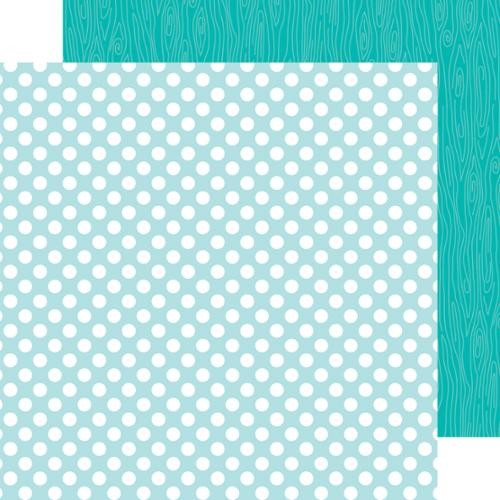 Kraft In Color Double-Sided Cardstock 12