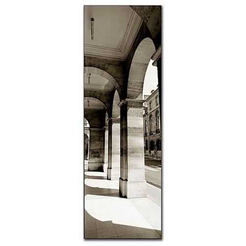 Preston 'Parisian Archway' Gallery-wrapped Canvas Art