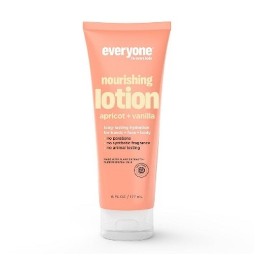 Everyone Lotion - Apricot & Vanilla - 6oz
