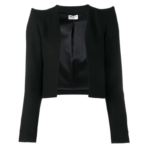 SAINT LAURENT Pointed Shoulder Jacket