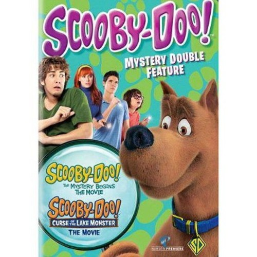 Scooby-Doo!: The Mystery Begins/Curse of the Lake Monster [DVD]
