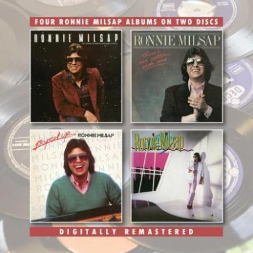 Out Where the Bright Lights Are Glowing/There's No Getting Over Me [CD]