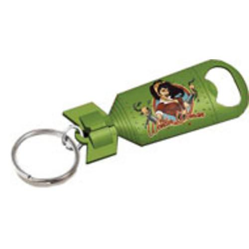 DC Bombshells Bottle Opener Keychains - Wonder Woman