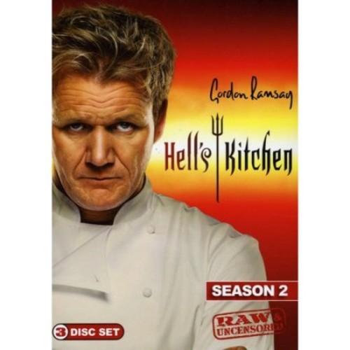 Hell's Kitchen: Season 2 [3 Discs] [DVD]