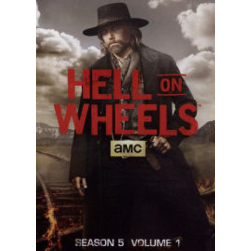 Hell on Wheels: Season 5 - Volume 1