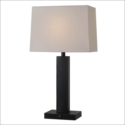 Kenroy Home Innkeeper Table Lamp
