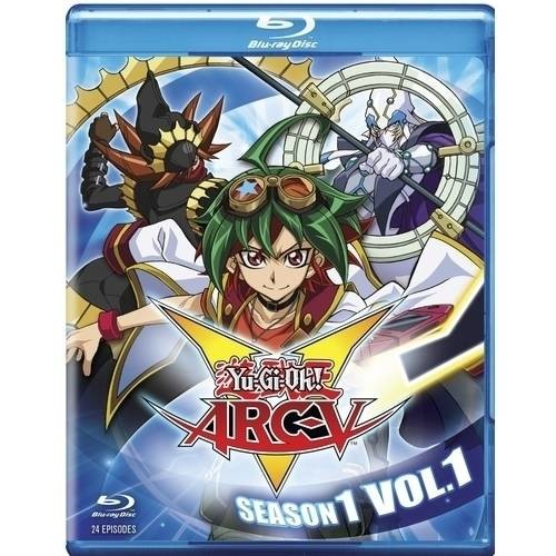 Yu-Gi-Oh! ARC-V: Season 1, Volume 1 (Blu-ray)