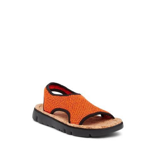 Oruga Mesh Sandal
