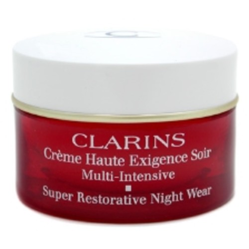Clarins Night Care Super Restorative Night Wear, 2 OZ