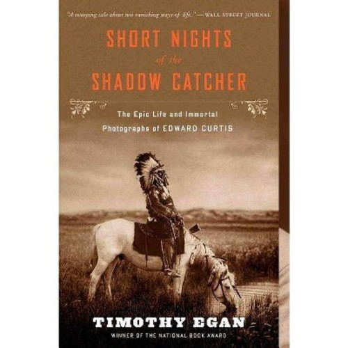 Short Nights of the Shadow Catcher (Reprint) (Paperback)