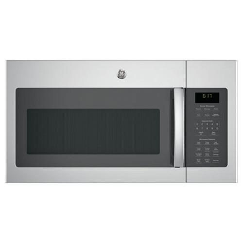 GE JVM6175EKES Appliances 1.7 cu. ft. Over-The-Range Sensor Microwave Oven