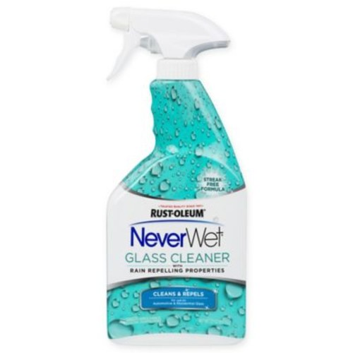 Rust-Oleum NeverWet Glass Cleaner