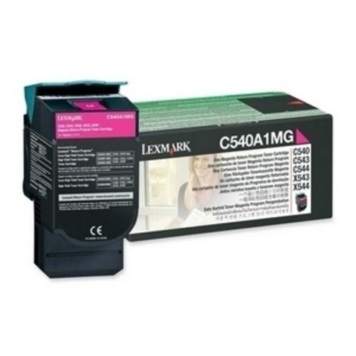 Lexmark Return Magenta Toner Cartridge