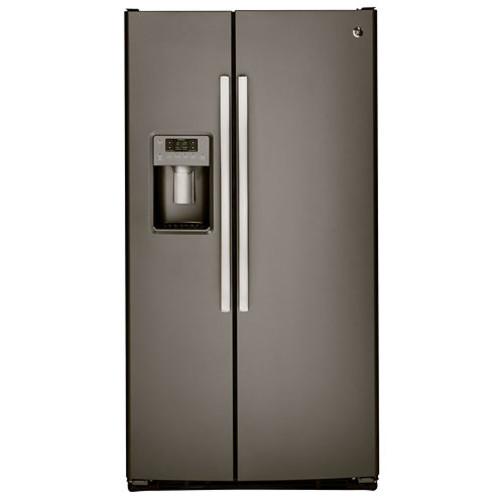 GE GSS23GSKSS 23.2 cu. ft. Side-By-Side Refrigerator