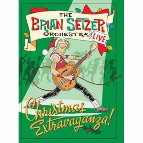 The Brian Setzer Orchestra Live: Christmas Extravaganza! WSE DD5.1/2