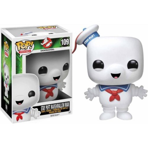 Funko Ghostbusters Slimer and 6