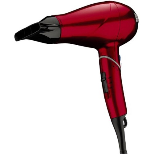 Conair Infiniti Pro 1875 Watt Salon Performance AC Motor Folding Handle Hair Dryer 1 ea (Pack of 3)