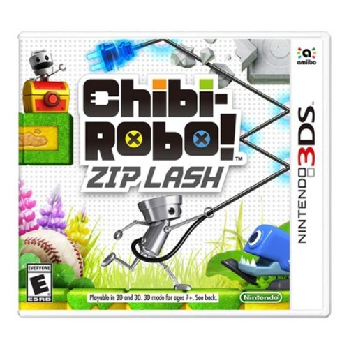 Nintendo Chibi-Robo! Zip Lash 3DS - Email Delivery